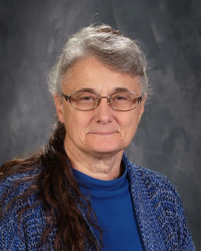 Mrs. Diane Holt - 6th Grade Homeroom Teacher