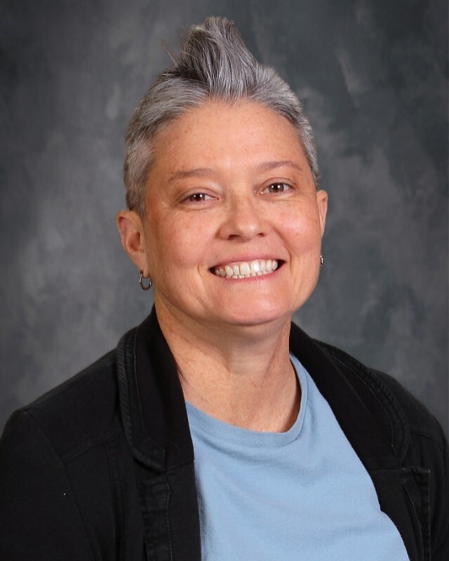 Mrs. Anne Mace - High School Science Teacher