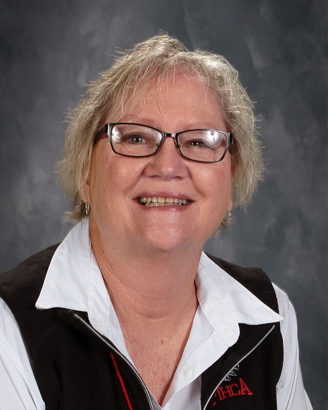 Mrs. Joy Nelson - 11th & 12th Homeroom Teacher