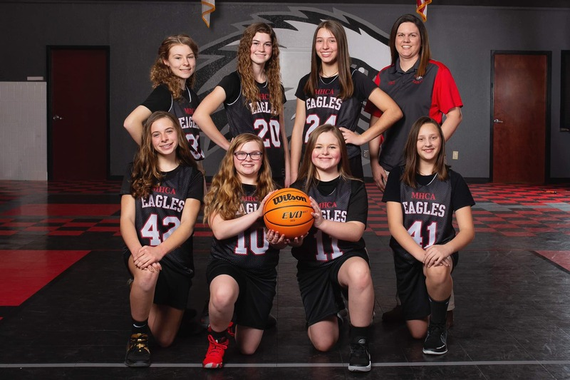 Varsity Girls Basketball 2020-2021